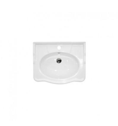 image: lavabo royal 56 semiencastre